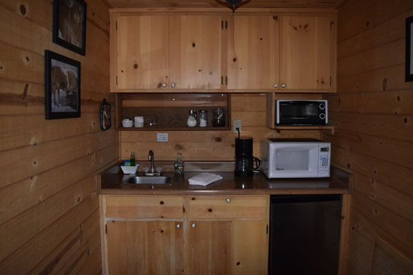 Wolve's Den Kitchen